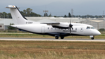 D-COSY - Dornier Do-328-110 - Private Wings
