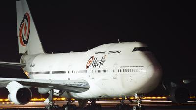 A picture of 5NDBM - Boeing 747346 - [23968] - © Aleksander Kalinowski