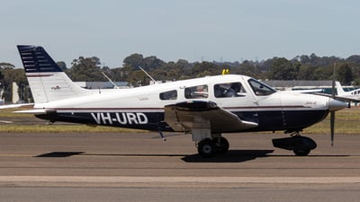 A picture of VHURD - Piper PA28181 Archer III - [2843099] - © Clinton_vern