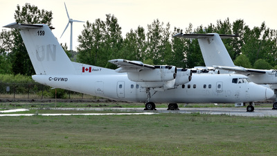 C-GVWD - De Havilland Canada DHC-7-102 Dash 7 - Trans Capital Air