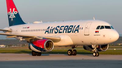 YU-APC - Airbus A319-131 - Air Serbia