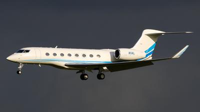 N1AL - Gulfstream G650ER - Private