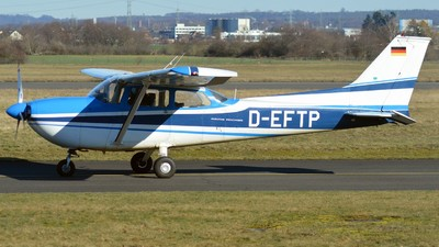 D-EFTP - Reims-Cessna FR172H Reims Rocket - Private