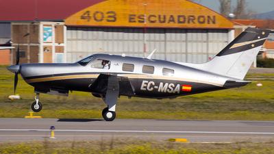 A picture of ECMSA - Piper PA46350P - [4636655] - © Alejandro Gutierrez Martin