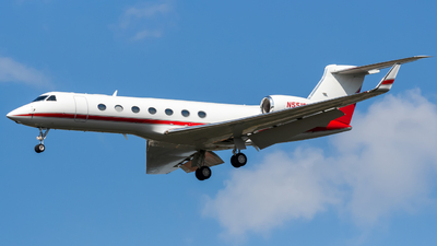 N551PM - Gulfstream G550 - Private