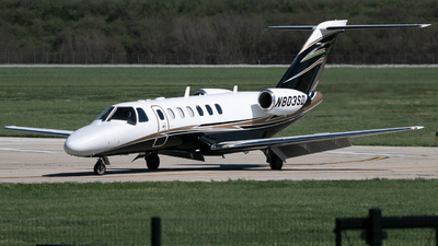 N803SD - Cessna 525B CitationJet 3 - Private