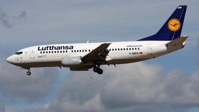 D-ABEW - Boeing 737-330 - Lufthansa