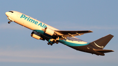 N311AZ - Boeing 767-338(ER)(BDSF) - Amazon Prime Air (Air Transport International)