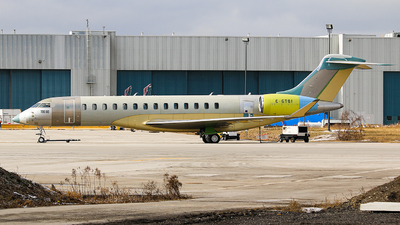 C-GTQI - Bombardier BD-700-2A12 Global 7500  - Bombardier Aerospace
