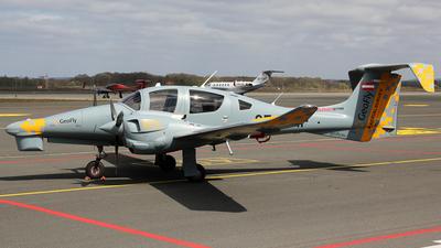 OE-FMF - Diamond Aircraft DA-62 MSA - Diamond Aircraft Industries