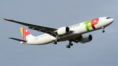 F-WWCG - Airbus A330-941 - TAP Air Portugal