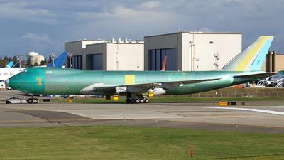 - Boeing 747-8B5F - Boeing Company