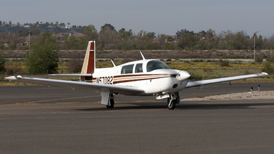 N57082 - Mooney M20J - Private
