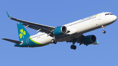 A picture of EILRG - Airbus A321253NX - Aer Lingus - © KnightHammer Aviation