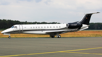 A picture of DASAP - Embraer Legacy 650E - Air Hamburg - © Christian Weber