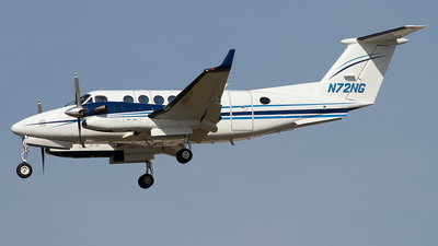 N72NG - Beechcraft B300 King Air 350 - Private