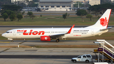 HS-LTQ - Boeing 737-9GPER - Thai Lion Air