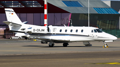 D-CKJM - Cessna 560XL Citation XLS+ - Air Hamburg