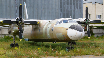 UR-MNN - Antonov An-26B - Meridian Aviation