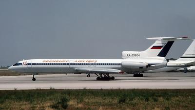 RA-85604 - Tupolev Tu-154B-2 - Orenburg Airlines