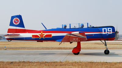 09 - Nanchang CJ-6A - China - Air Force