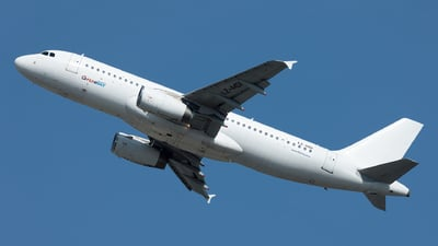 LZ-MDI - Airbus A320-233 - Fly2Sky