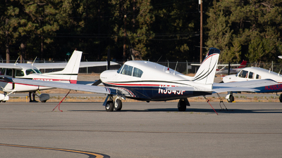 N8345P - Piper PA-24-250 Comanche - Private