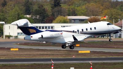 OE-HRR - Bombardier BD-100-1A10 Challenger 300 - Amira Air