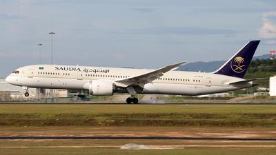 HZ-AR23 - Boeing 787-9 Dreamliner - Saudi Arabian Airlines