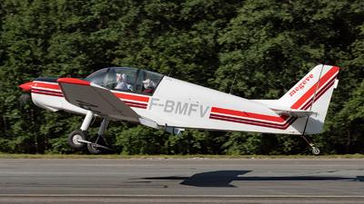 F-BMFV - Jodel D140C Mousquetaire III - Aero Club - Megève