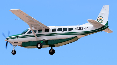 N652HP - Cessna 208B Grand Caravan EX - Private