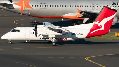 VH-TQS - Bombardier Dash 8-Q202 - QantasLink (Eastern Australia Airlines)