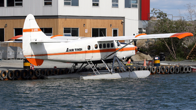 A picture of CGVNX - De Havilland Canada DHC3T - Air Tindi - © Kevin Porter