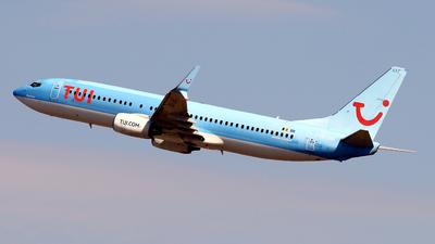OO-JAX - Boeing 737-8K5 - TUI