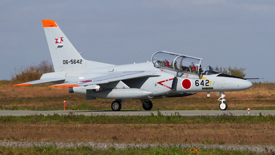 06-5642 - Kawasaki T-4 - Japan - Air Self Defence Force (JASDF)