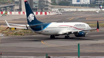 N957AM - Boeing 737-852 - Aeromexico