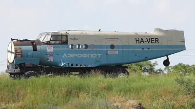 HA-VER - PZL-Mielec An-2TP - Private