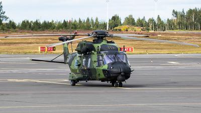 NH-202 - NH Industries NH-90TTT - Finland - Army