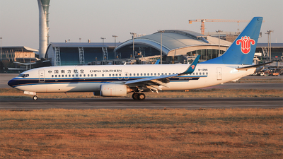 B-1286 - Boeing 737-81B - China Southern Airlines