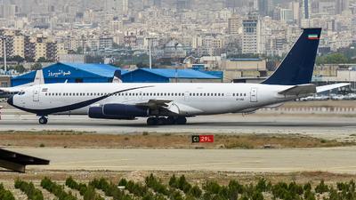 EP-CPQ - Boeing 707-3J9C - Iran - Air Force