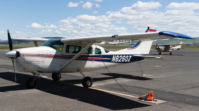 N8260Z - Cessna 210 Centurion - Private