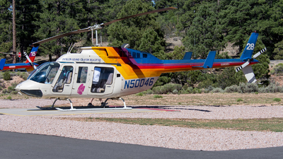 N50046 - Bell 206L-1 LongRanger II - Papillon Grand Canyon Helicopters