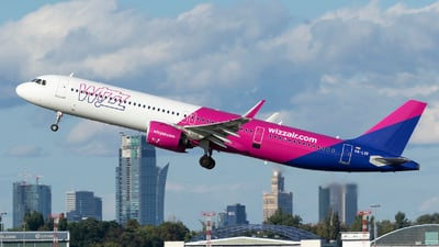 A picture of HALVK - Airbus A321271NX - Wizz Air - © RAFAL KUKOWSKI