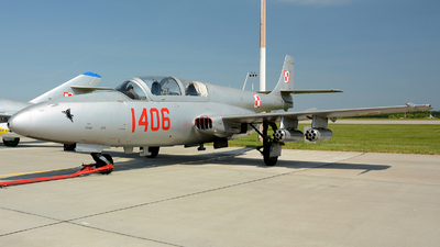 1406 - PZL-Mielec TS-11 Iskra DF - Poland - Air Force