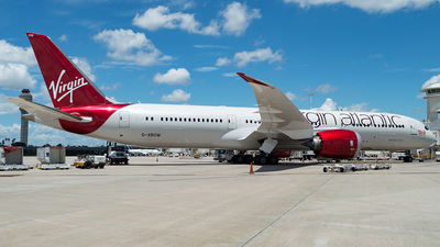G-VBOW - Boeing 787-9 Dreamliner - Virgin Atlantic
