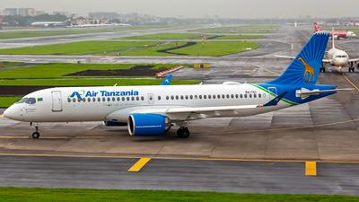A picture of 5HTCI - Airbus A220300 - Air Tanzania - © Gaushal Gandhi