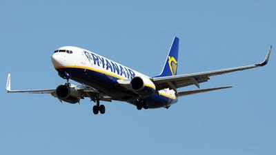 EI-FOK - Boeing 737-8AS - Ryanair