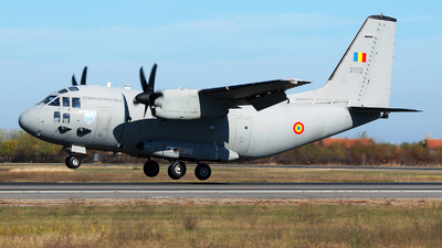 2702 - Alenia C-27J Spartan - Romania - Air Force