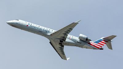 A picture of N760SK - Mitsubishi CRJ701ER - American Airlines - © Kim Vanvik