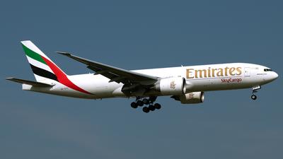 A6-EFS - Boeing 777-F1H - Emirates SkyCargo